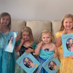 Deaf Cinderella-Themed Party for the Girls  (Please click to read!)