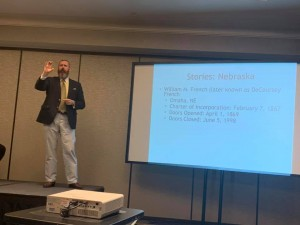 """No Deaf Schools' History, No A+ Teachers!"" Presentation at ASLTA Conference (Click Here to Read)"